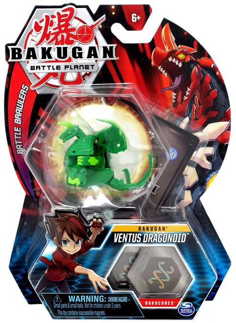 Bakugan Battle Planet Battle Brawlers Bakugan Ventus Dragonoid