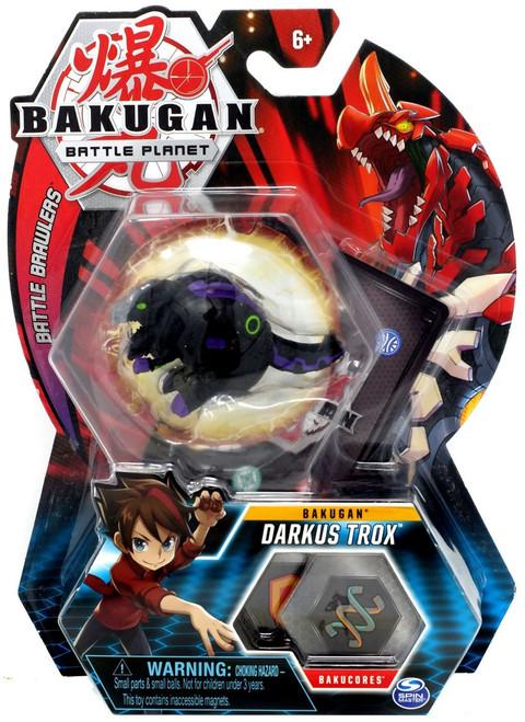 Bakugan Battle Planet Battle Brawlers Bakugan Darkus Trox