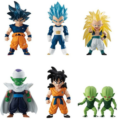 Dragon Ball Super Adverge Volume 11 Box of 10 Mini Figures