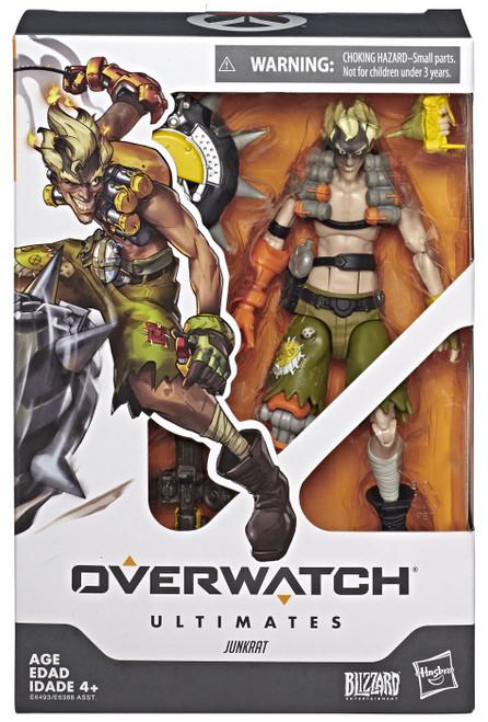 Overwatch Ultimates Junkrat Action Figure