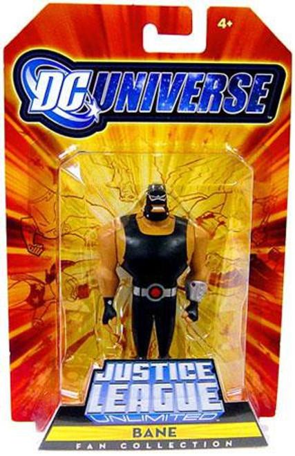 DC Universe Justice League Unlimited Fan Collection Bane Exclusive Action Figure [Loose]