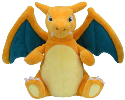 Pokemon Sitting Cuties Charizard Exclusive 5-Inch Plush