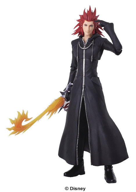 Disney Kingdom Hearts III Bring Arts Axel Action Figure