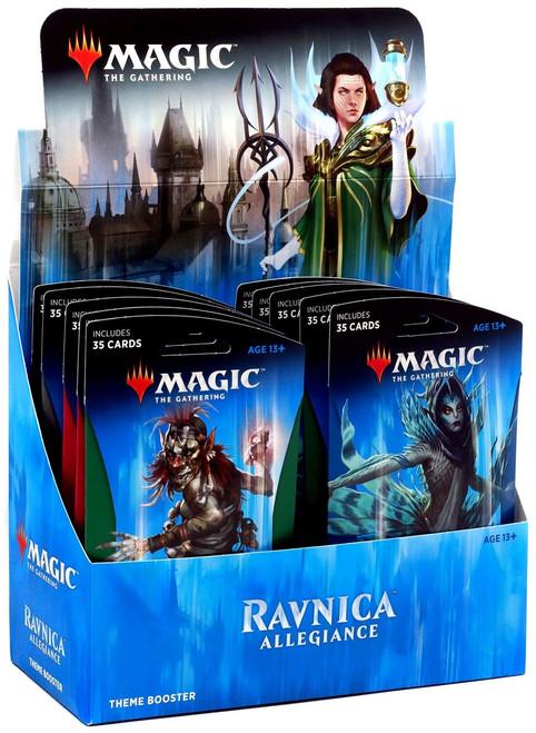 MtG Trading Card Game Ravnica Allegiance Theme Booster Box [10 Packs]