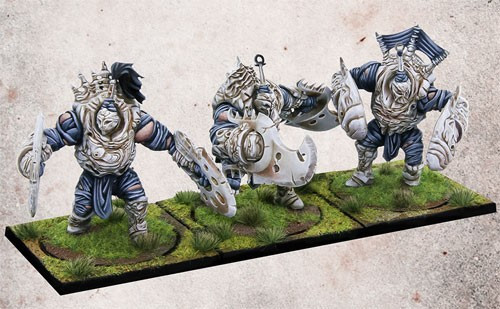 Conquest: The Last Argument of Kings The Spires Brute Drones Miniature Game Set