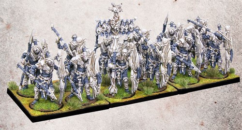 Conquest: The Last Argument of Kings The Spires Force-Grown Drones Miniature Game Set