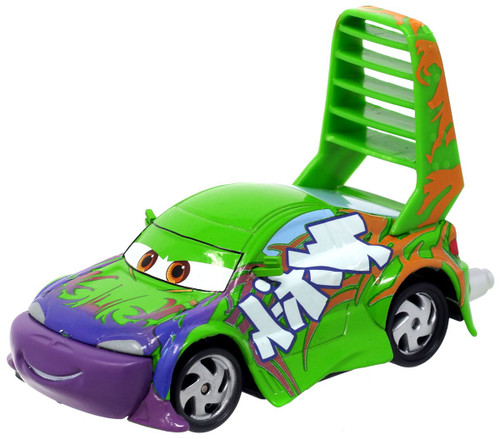 Disney / Pixar Cars Cars 3 Pull 'N' Race Wingo Vehicle [No Package]