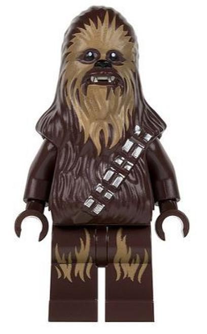 LEGO Star Wars Chewbacca Minifigure [Dark Tan fur Loose]