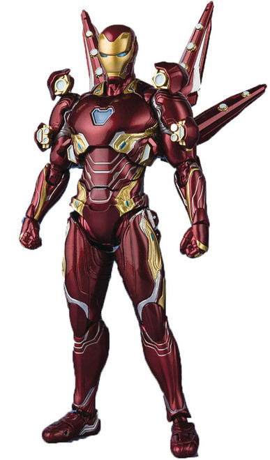 Marvel Avengers Endgame S.H. Figuarts Iron Man MK50 Nano Weapons Action Figure Accessories [FIGURE NOT INCLUDED!]