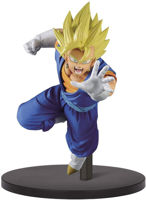 Dragon Ball Z: Buyu Retsuden World Figure Colosseum 2 Super Saiyan Vegito 5.9-Inch Collectible PVC Figure