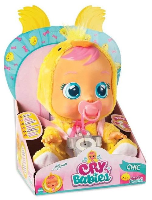 Cry Babies Chic Doll