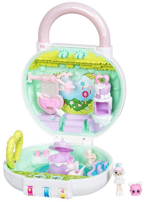 Shopkins Lil' Secrets Series 2 Lovely Hearts Garden Party Mini Playset