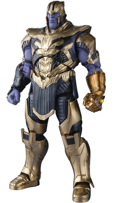 Marvel Avengers Endgame S.H. Figuarts Thanos Action Figure [Endgame Version]