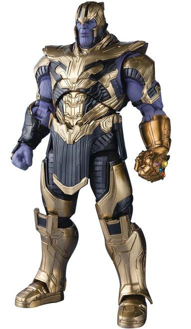 Marvel Avengers Endgame S.H. Figuarts Thanos Action Figure [Endgame Version]