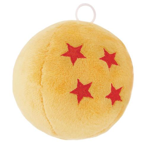 Dragon Ball Z 4 Star Dragon Ball 4-Inch Plush