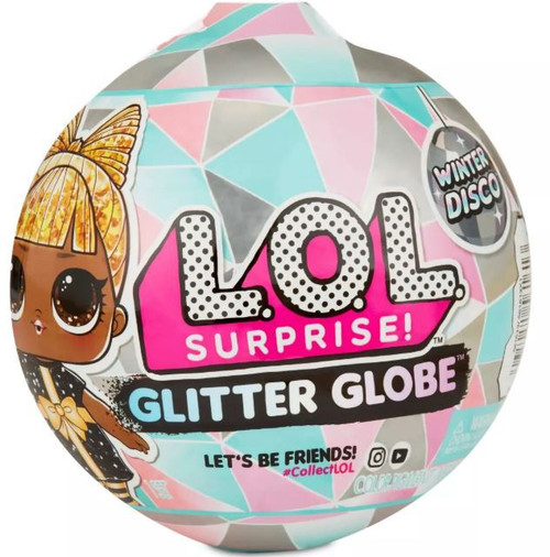 LOL Surprise Winter Disco Glitter Globe Mystery Pack