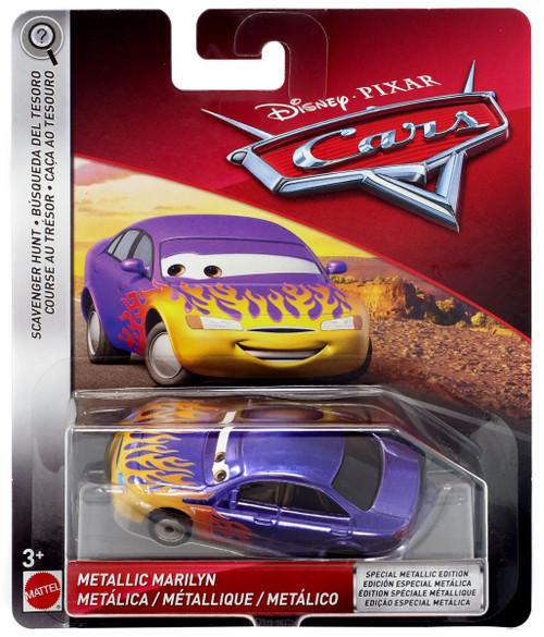 Disney / Pixar Cars 3 Scavenger Hunt Metallic Marilyn Diecast Car