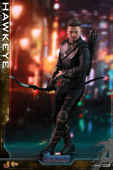 Marvel Avengers Endgame Hawkeye Collectible Figure MMS531