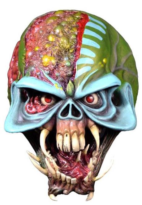 Iron Maiden Final Frontier Eddie Costume Prop Mask