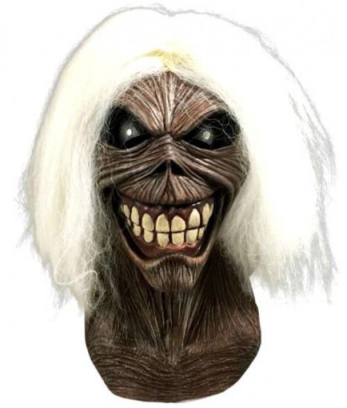 Iron Maiden Killers Mask Eddie Costume Prop Mask