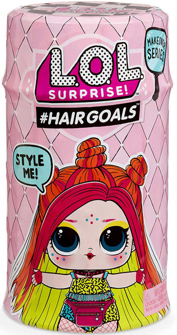LOL Surprise Makeover #HairGoals Series 1 Mystery Capsule Pack [Wave 2]