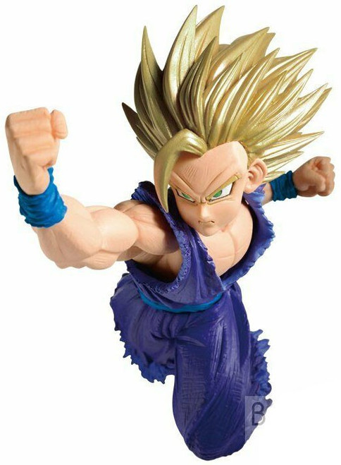 Dragon Ball Z SCultures Colosseum 7 Super Saiyan Gohan Collectible PVC Figure Vol.1