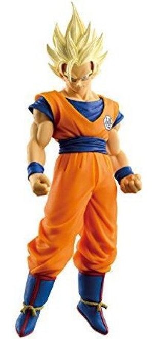 Dragon Ball Z SCultures Colosseum 6 Super Saiyan Goku Exclusive Collectible PVC Figure Vol.2