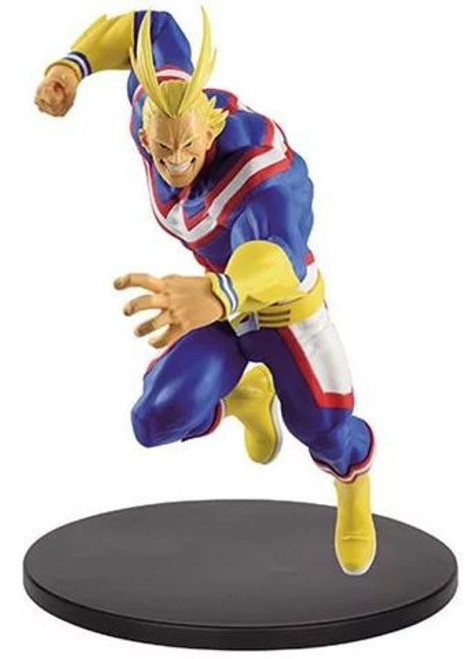 My Hero Academia The Amazing Heroes All Might 8.1-Inch Collectible PVC Figure #05