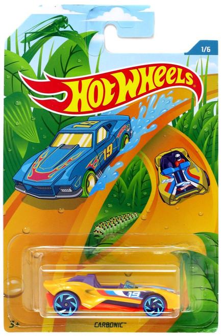 Hot Wheels Spring 2019 Carbonic Diecast Car #1/6