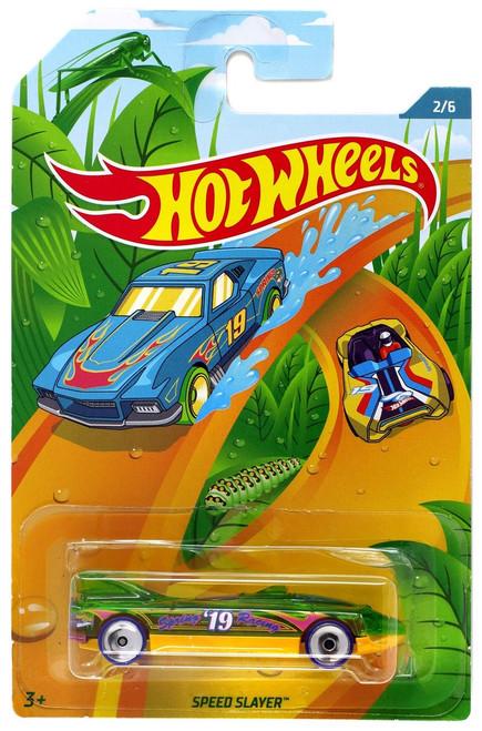 Hot Wheels Spring 2019 Speed Slayer Diecast Car