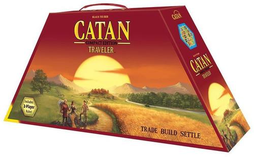 Catan Traveler Board Game [Compact Edition]