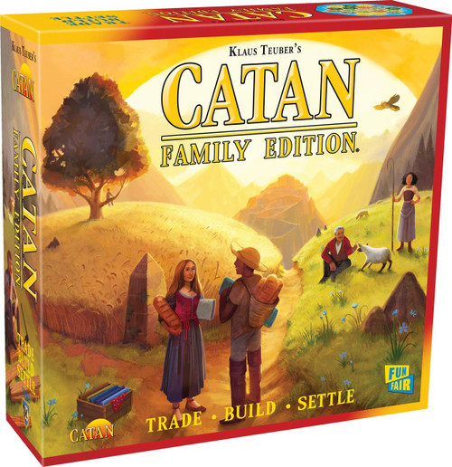 Catan Family Edition Board Game