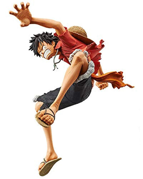 One Piece: Stampede King of Artist Monkey D. Luffy Collectible PVC Figure