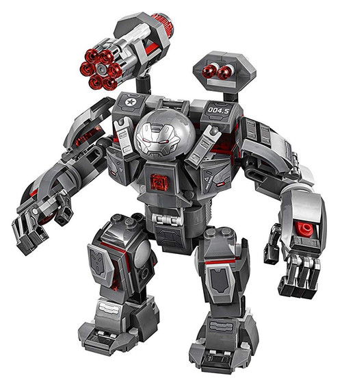 LEGO Marvel Super Heroes Avengers Endgame War Machine Buster [Without Minifigures Loose]