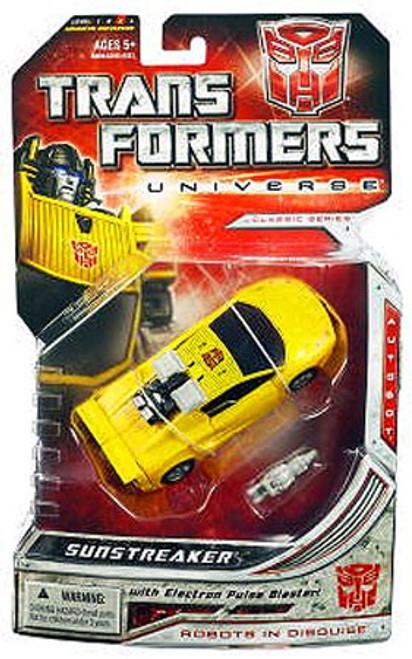 Transformers Universe Sunstreaker Deluxe Action Figure