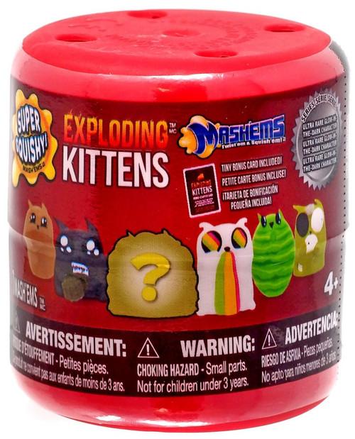 Mash'Ems Series 1 Exploding Kittens Mystery Pack