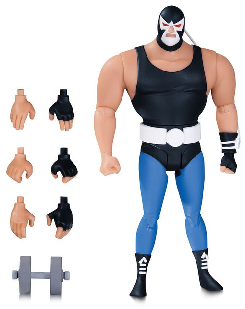 Batman The Animated Series Bane Action Figure [GCPD Rogues Gallery]