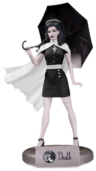DC Bombshells Death 12.2-Inch Statue