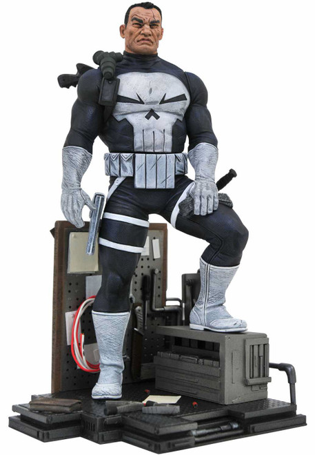 Marvel Gallery Punisher 9-Inch PVC Figure Statue [Comic Version]