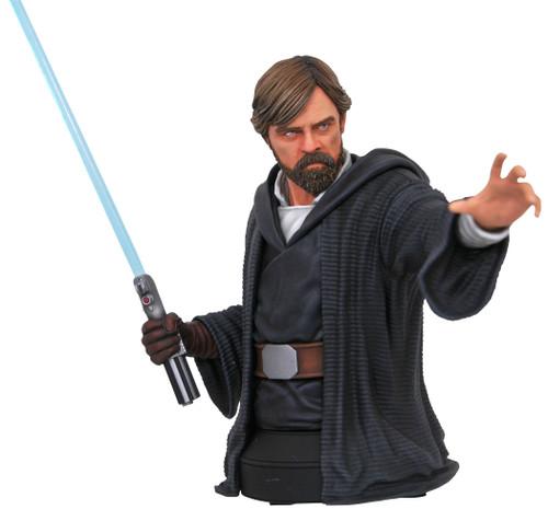 Star Wars The Last Jedi Luke Skywalker 6-Inch Bust