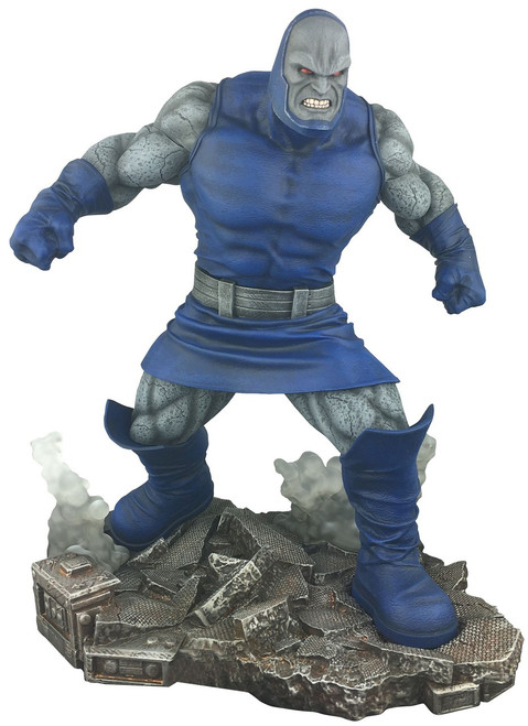 Suicide Squad DC Gallery Darkseid 10-Inch Deluxe Collectible PVC Statue