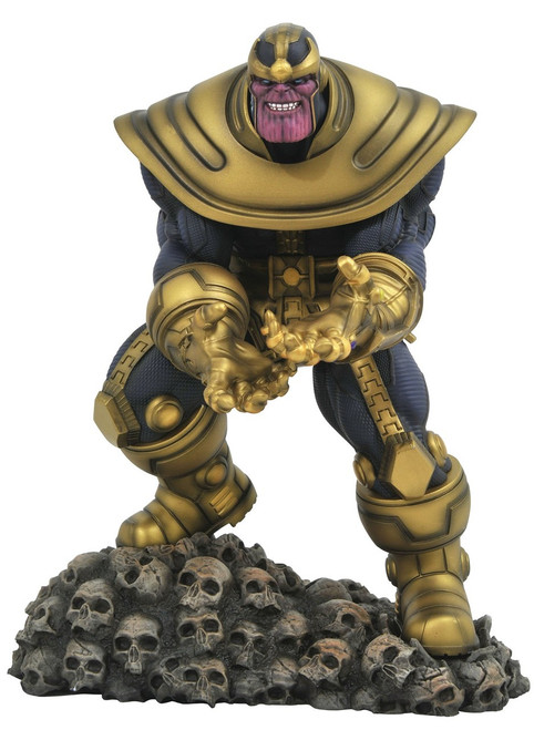 Marvel Gallery Thanos 9-Inch PVC Figure Statue [Comic Version]
