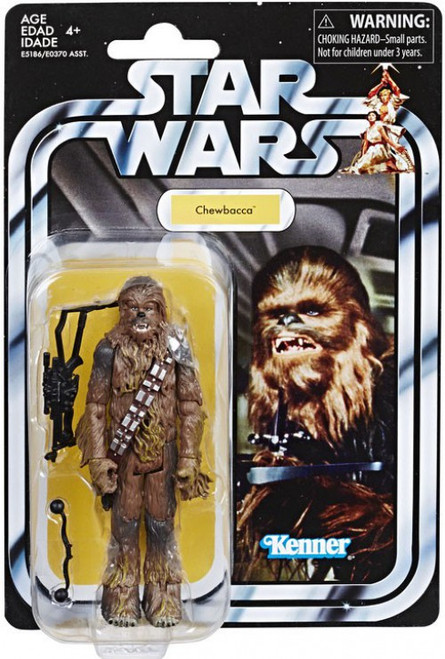 Star Wars A New Hope Vintage Collection Wave 22 Chewbacca Action Figure