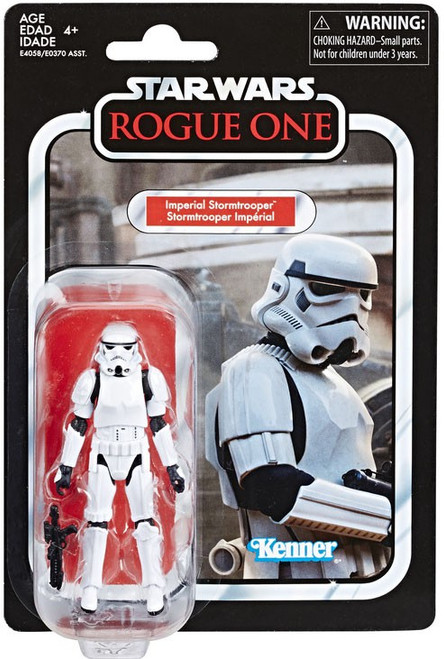 Star Wars Rogue One Vintage Collection Wave 22 Imperial Stormtrooper Action Figure