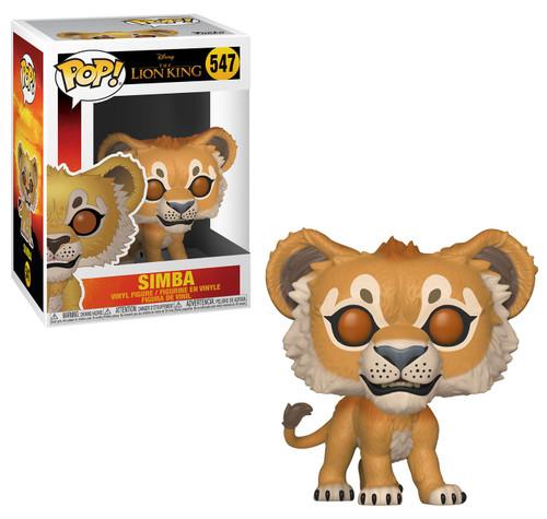 Funko The Lion King POP! Disney Simba Vinyl Figure [Live Action]