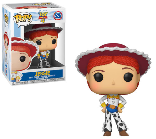 Funko Disney / Pixar Toy Story 4 POP! Disney Jessie Vinyl Figure #526 [TS4]