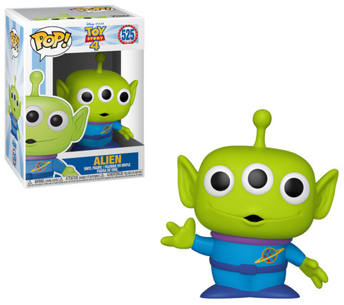 Funko Disney / Pixar Toy Story 4 POP! Disney Alien Vinyl Figure #525 [TS4]