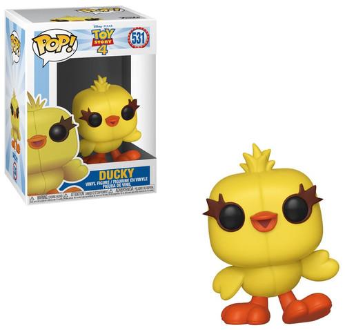 Funko Disney / Pixar Toy Story 4 POP! Disney Ducky Vinyl Figure [TS4]