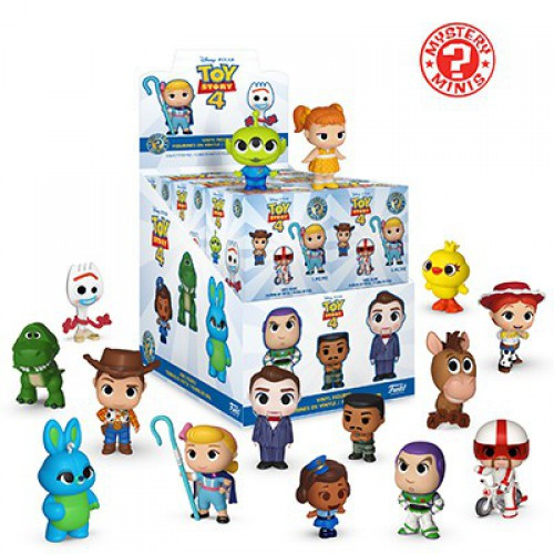Funko Disney / Pixar Mystery Minis Toy Story 4 Mystery Box [12 Packs]