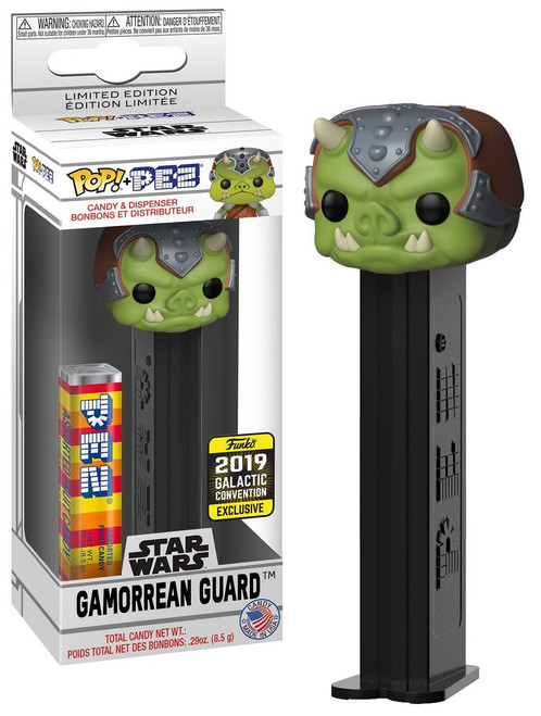 Funko Star Wars POP! PEZ Gamorrean Guard Exclusive Candy Dispenser